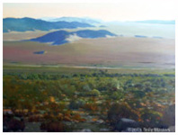 Terry Masters is an Award Winning Painter (August 2011 1st Place