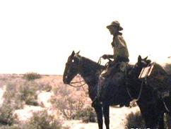 Willard on a horse