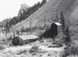 Old Mammoth Mine